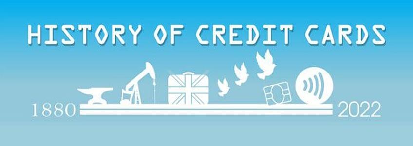 Istorija kreditnih kartica (Infografika)