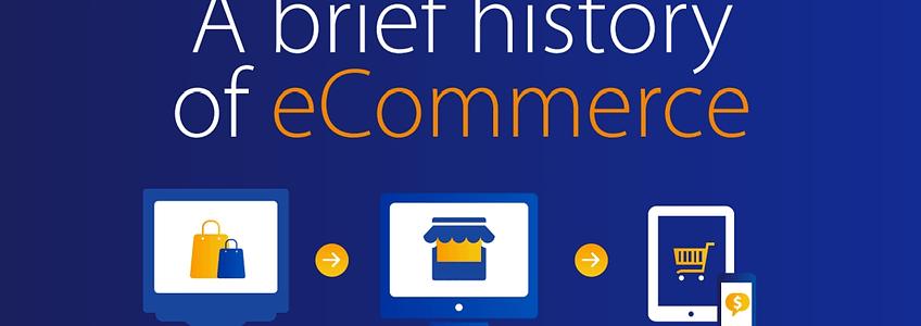 Kratka istorija razvoja e-trgovine